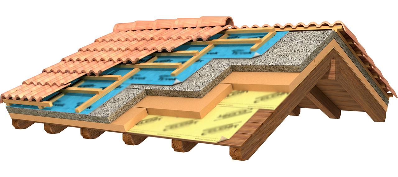 Ristrutturare la casa, il tetto