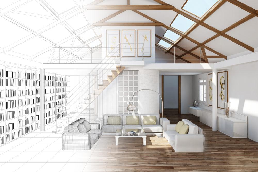 il ruolo di un architetto d 39 interni quello di vendere