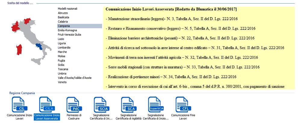 Decreto SCIA 2 moduli
