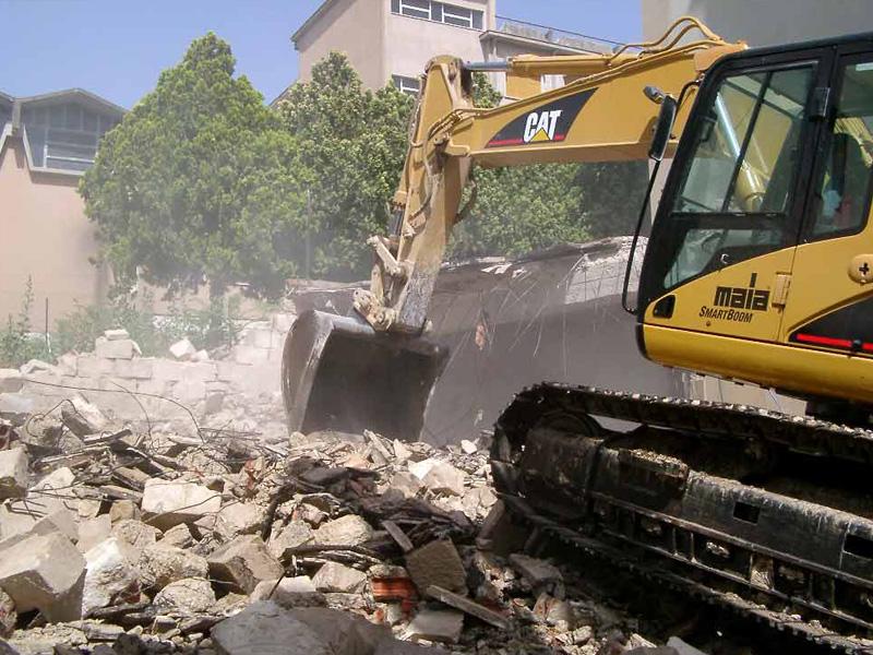 Rifiuti edili: adempimenti dell'impresa, del progettista e del Direttore dei Lavori