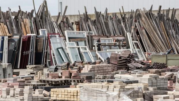 riutilizzo rifiuti edili