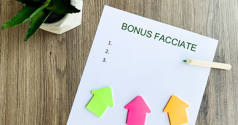 Bonus facciate 2020: detrazione in 10 anni, limiti e novità