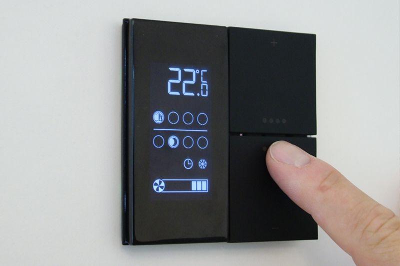 Controllare la temperatura degli ambienti