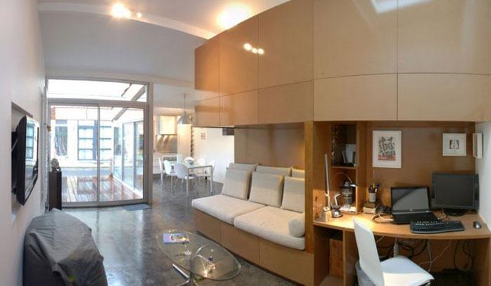 Quale pratica edilizia occorre presentare per il cambio di destinazione d'uso da garage in abitazione?