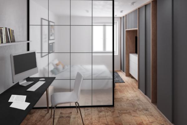 Trasformare il garage in abitazione abitazione con il cambio d'uso