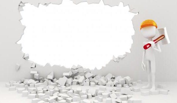 Demolire un muro interno casa a Roma: i permessi necessari
