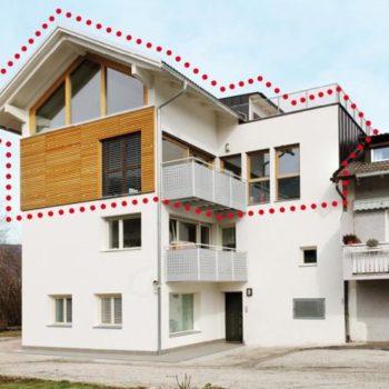 Sopraelevazioni di edifici- ecco come ottenere case più grandi