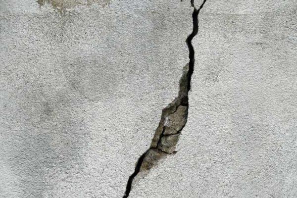Crepe nei muri- le cause e come intervenire