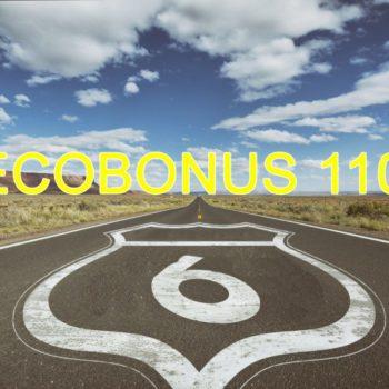 Ecobonus 110 per cento- ecco come funziona la misura del decreto rilancio