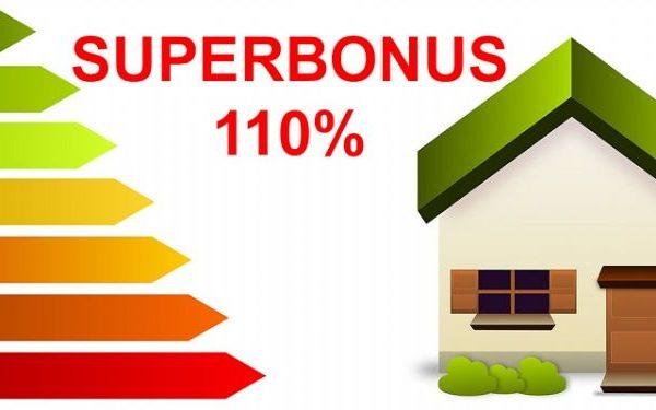 Superbonus edilizio al 110%- ecco le novità