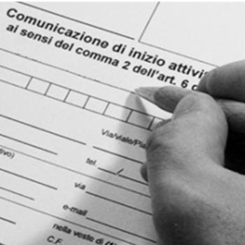 Comunicazione Inizio Lavori cil-cila a Roma