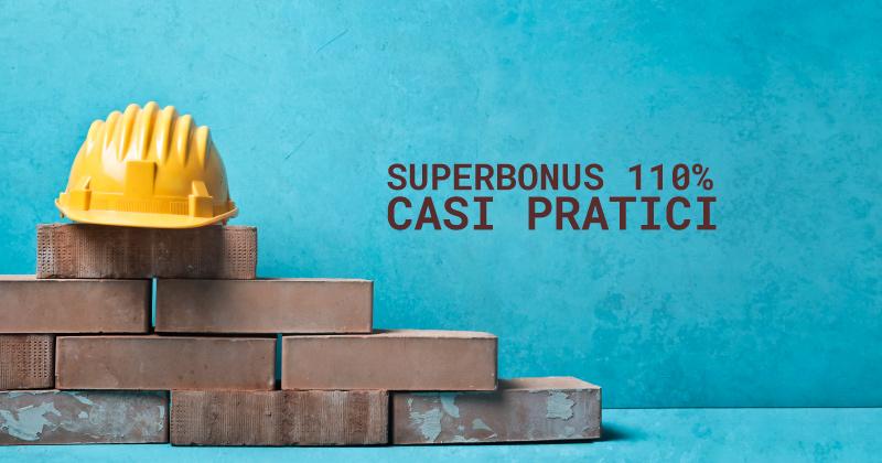 Irregolarità edilizia: applicazione pratica al Superbonus