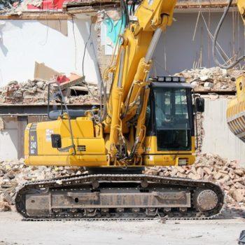 Demolizione senza ricostruzione: non serve il permesso di costruire