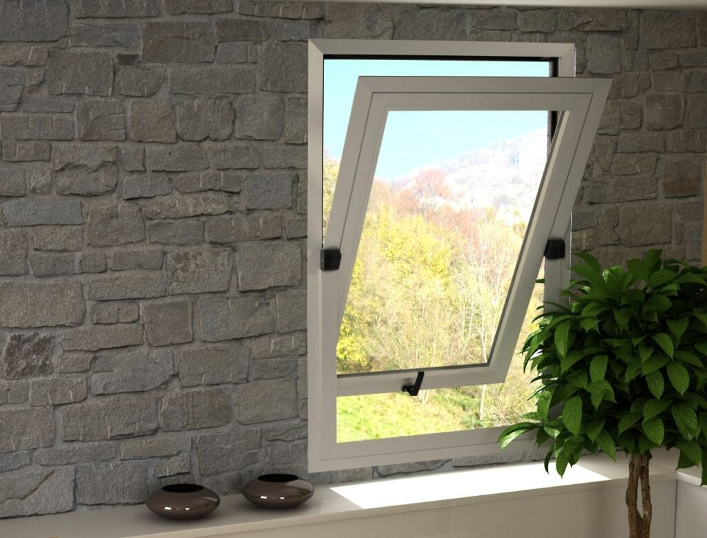 Tempi per aprire una finestra, portafinestra o lucernario