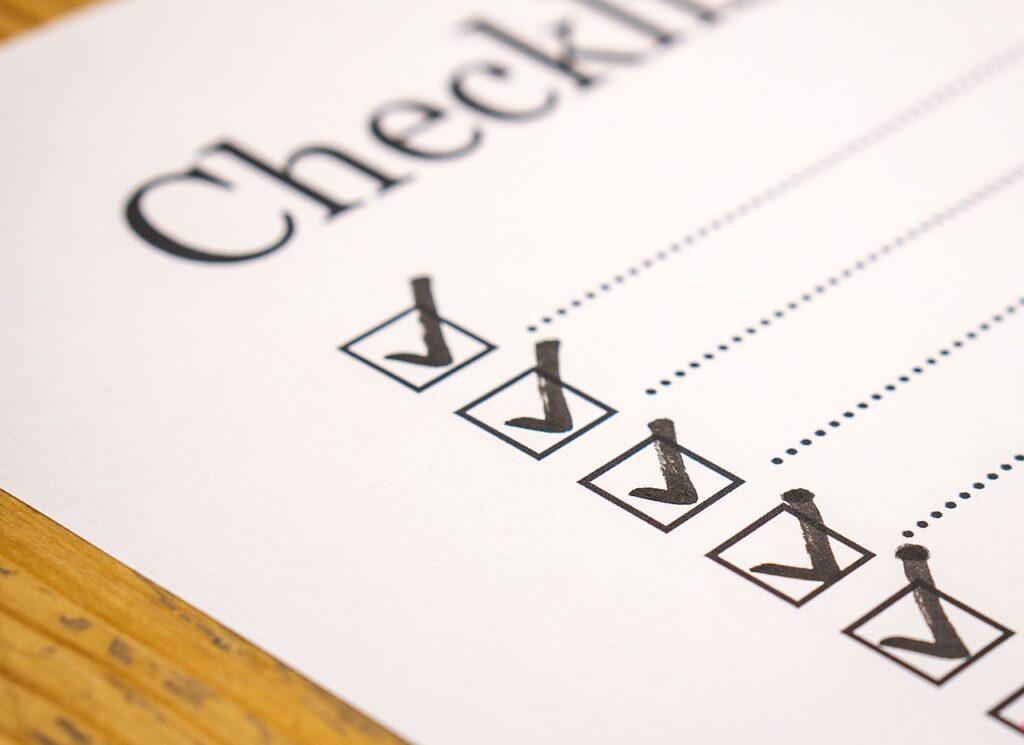 Superbonus 110%, la check-list per il visto di conformità