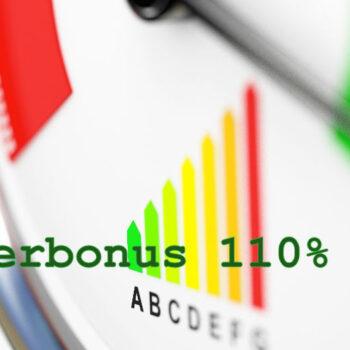 Proroga Superbonus 110% fino al 30 giugno 2022