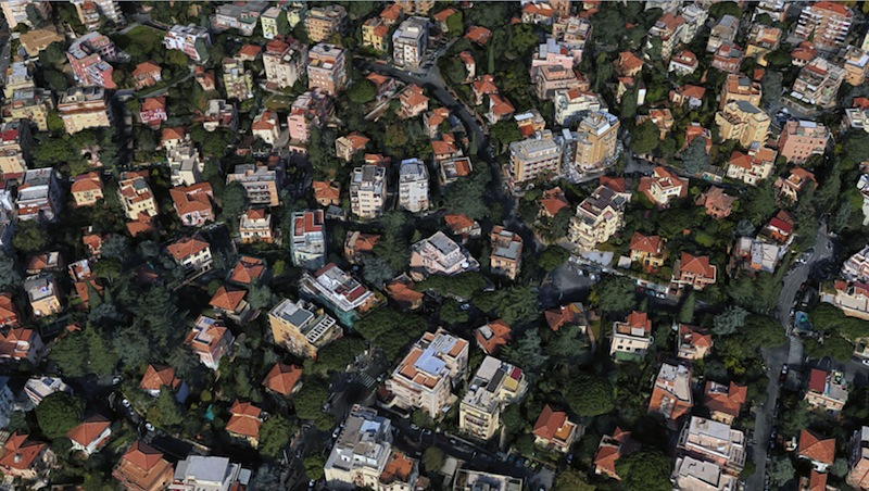 Sostituzione del tessuto urbanistico-edilizio