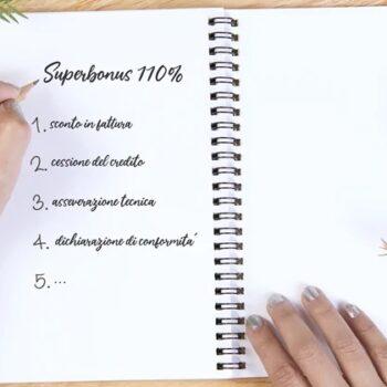 Superbonus: attestato di congruità e asseverazioni