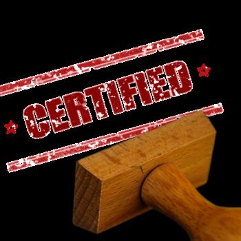 Certificato di stato legittimo