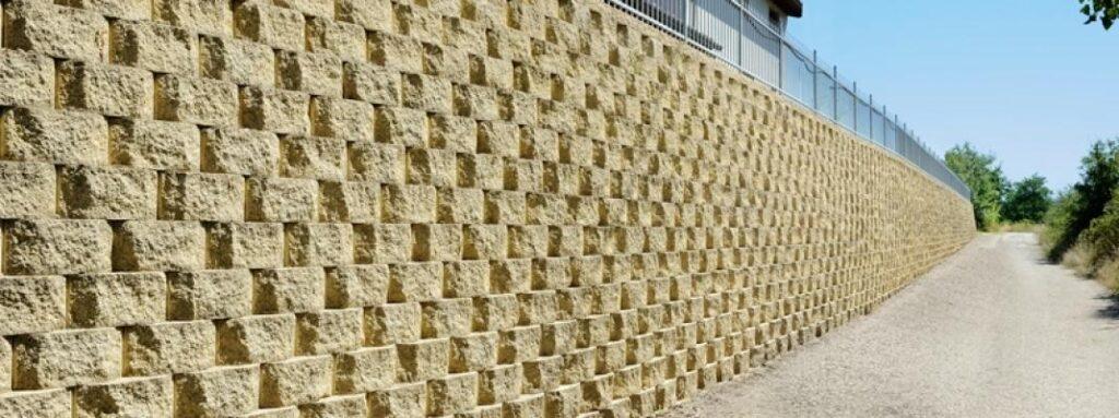 Opere su muro di contenimento in condominio e Superbonus 110%