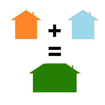 Unire due appartamenti: normativa, permessi e vantaggi