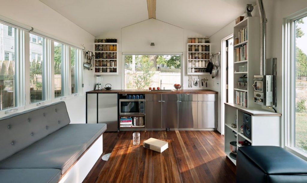 Come organizzarsi per vivere in una micro casa